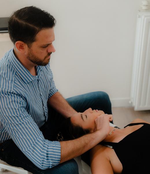 hoofdpijn behandeling Chiropractie