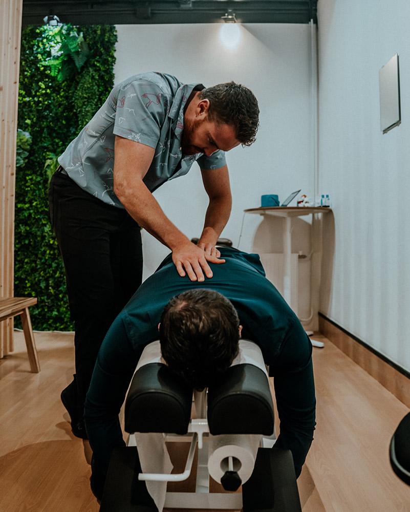 scoliose behandeling Chiropractie